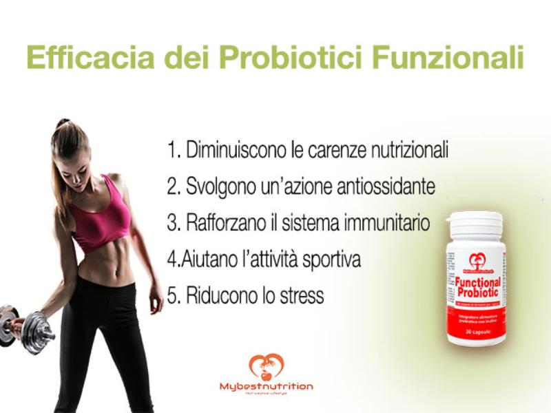 Functional-Probiotic