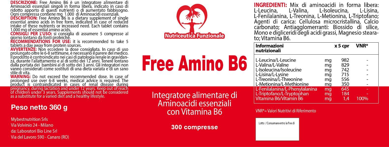 Free-Amino-B6-(300cmp)